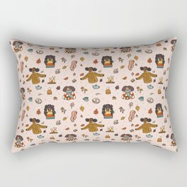 Sweater Weather Rectangular Pillow