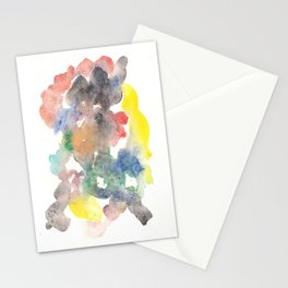 Watercolor 16 Stationery Cards