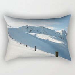 Hochwang Fence Rectangular Pillow
