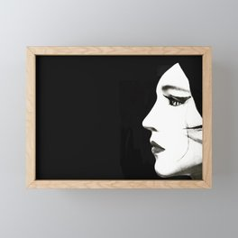 Emilia by Lika Ramati Framed Mini Art Print