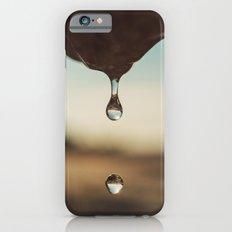 Drop of Spring iPhone 6s Slim Case