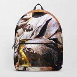 Cherub Fountain Backpack
