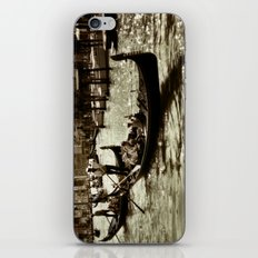 Gondolas on the Grand Canal iPhone & iPod Skin