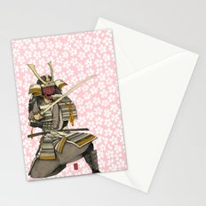 Samurai 1 Version A Stationery Cards