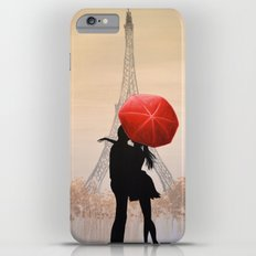 Love In Paris iPhone 6 Plus Slim Case