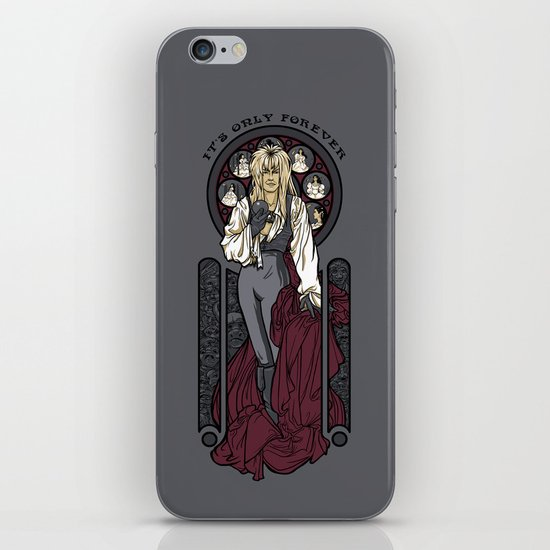 It's not long at all.... iPhone & iPod Skin