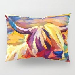 Highland Cow 4 Pillow Sham