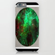 Captured Space - Abstract, geometric, outer space themed art iPhone 6s Slim Case