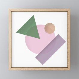 Madison #1 Framed Mini Art Print