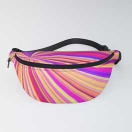 Colorful Star lines - DDF660 Fanny Pack