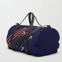 Aerial acrobat Duffle Bag