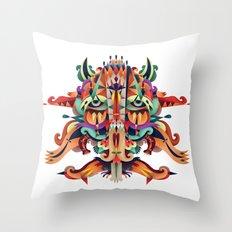 XL Mask Throw Pillow