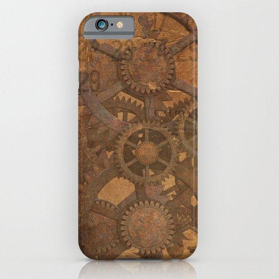Rusty Gears iPhone & iPod Case