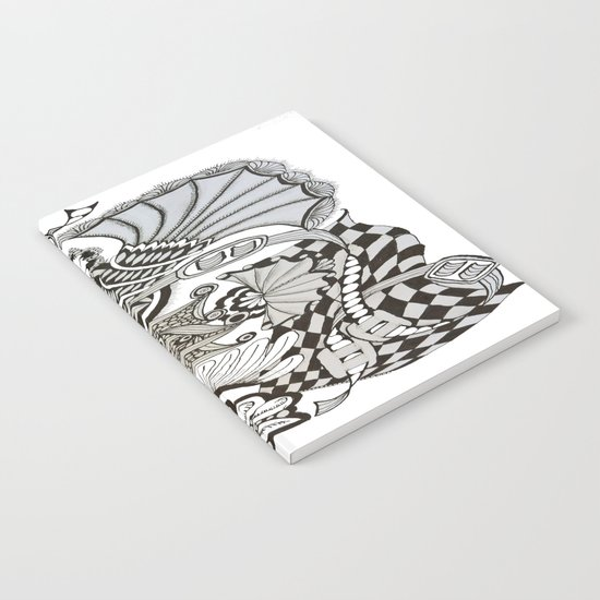 Zentangle i95 Notebook