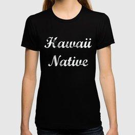 Hawaii Native | Hawaii State T-shirt