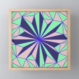 into off Framed Mini Art Print