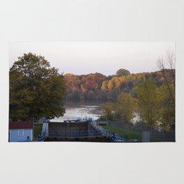 Autumn in Wisconsin Rug
