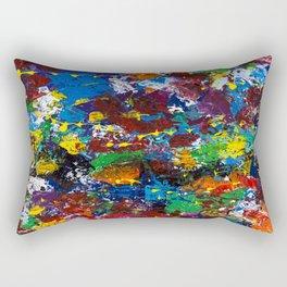 Skipping Stones Rectangular Pillow