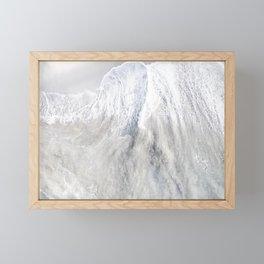 Aerial View Framed Mini Art Print