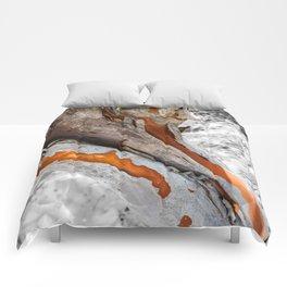 Gum tree peeling Comforters