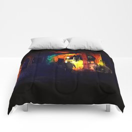 Ill-Fated Entry Comforters