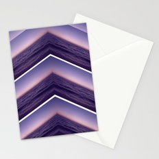 Purple Phase Stationery Cards