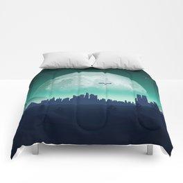 Alba York Comforters