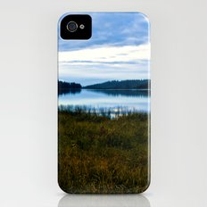 Blue Lake at Dusk Slim Case iPhone (4, 4s)