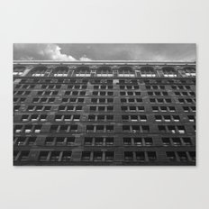 vertical sky Canvas Print