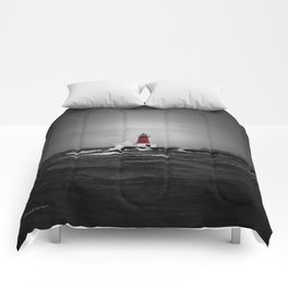 Lighthouse Glow Comforters