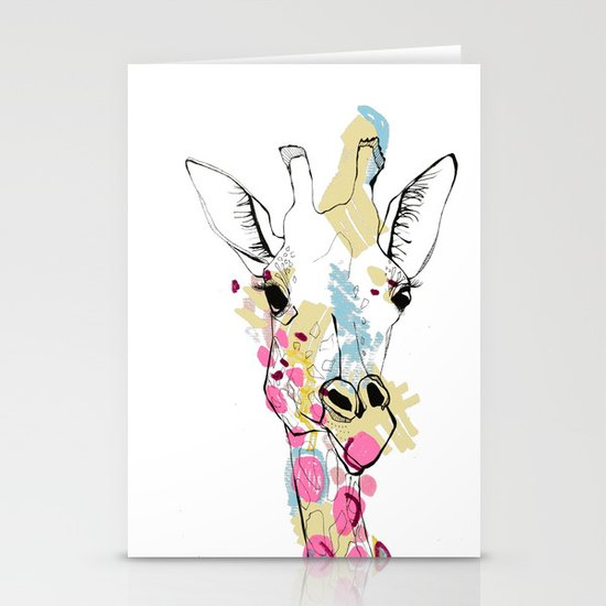 G-raff colour Stationery Cards