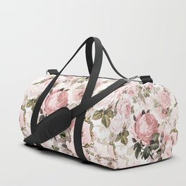 Vintage & Shabby Chic - Sepia Pink Roses  Sporttaschen