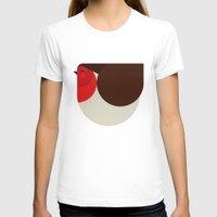 robin T-shirts featuring Robin by argijale