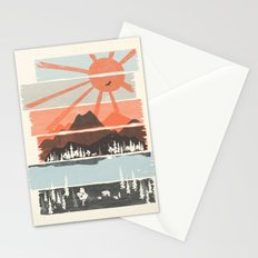 Morning by Bear River... Stationery Cards