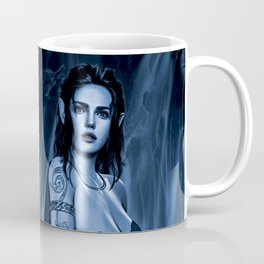 BELISAMA, Goddess of the Falls Coffee Mug