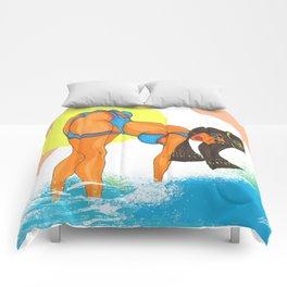 """Cleo Warmth"" Comforters"