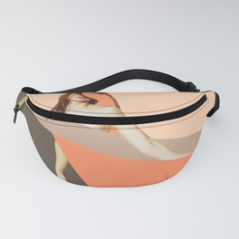 ABSTRACT ANATOMY - where are you hiding Fanny Pack