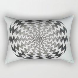 spiral 1 Rectangular Pillow