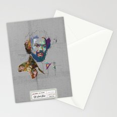 Gill Scott Heron Stationery Cards