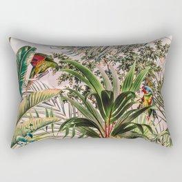 Paradisiacal tropical fantasy 03 Rectangular Pillow