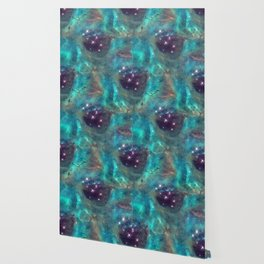 Colorful Nebula Galaxy Wallpaper