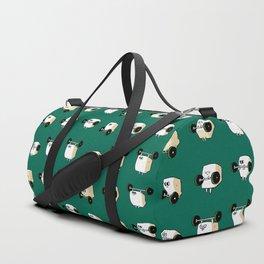 OLYMPIC LIFTING  Tofu Duffle Bag