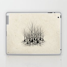 Pyramidal Neuron Forest Laptop & iPad Skin