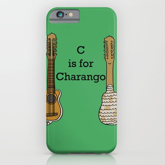C is for Charango iPhone & iPod Case