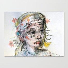 scrapse Canvas Print