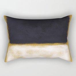 Rothko Inspired #10 Rectangular Pillow