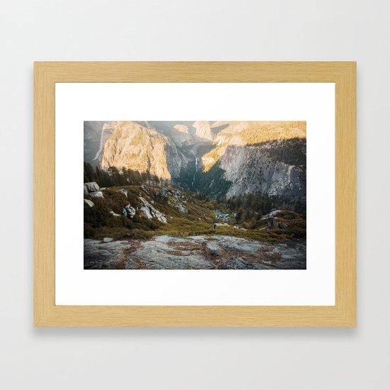 Yosemite Valley by calebtroy