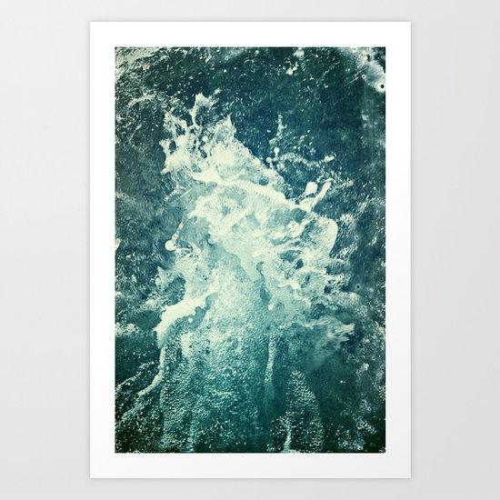 Water IV Art Print