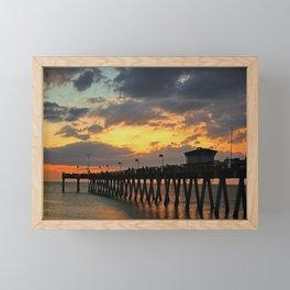 Hesitations Framed Mini Art Print
