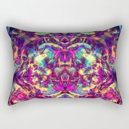The Dragon Within Rectangular Pillow
